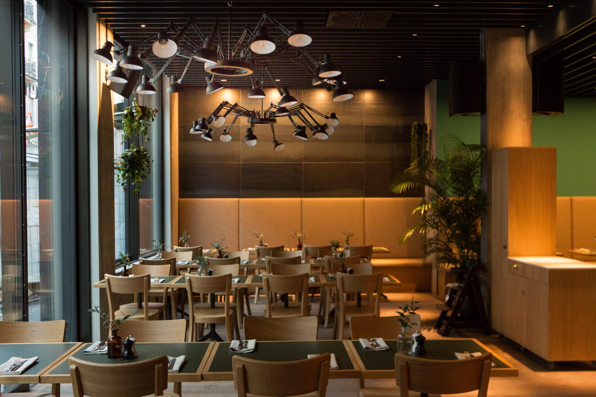 Art House Basel Hotel, Basel - Souvenir Restaurant