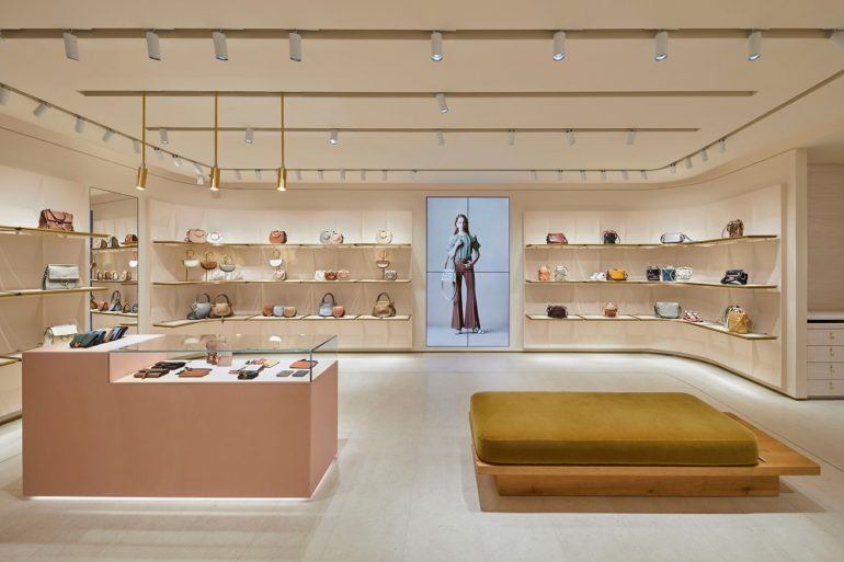 Chloé opens new store in Seoul