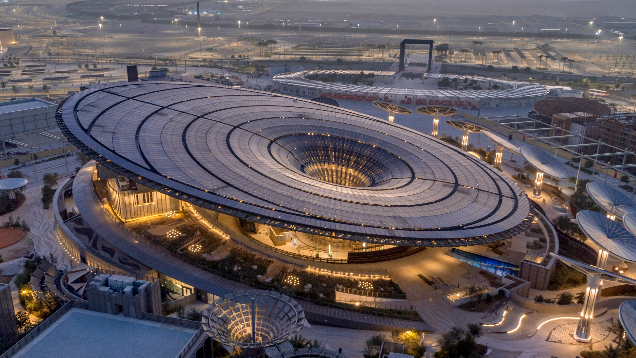 EXPO 2020 Dubai (Oct 2021 - March 2021)