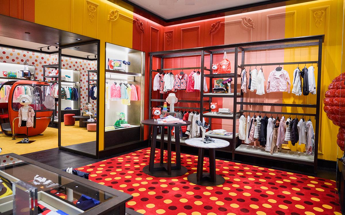Moncler opens Moncler Enfant boutique in Hong Kong