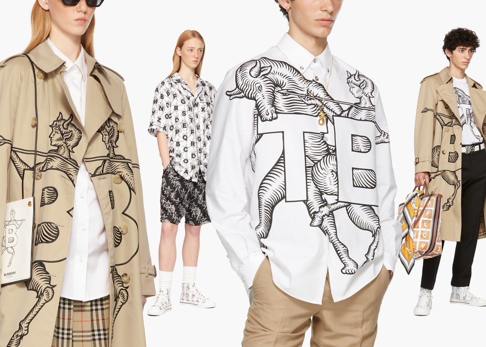 Burberry & Ssense team up for immersive phygital experience in New York city