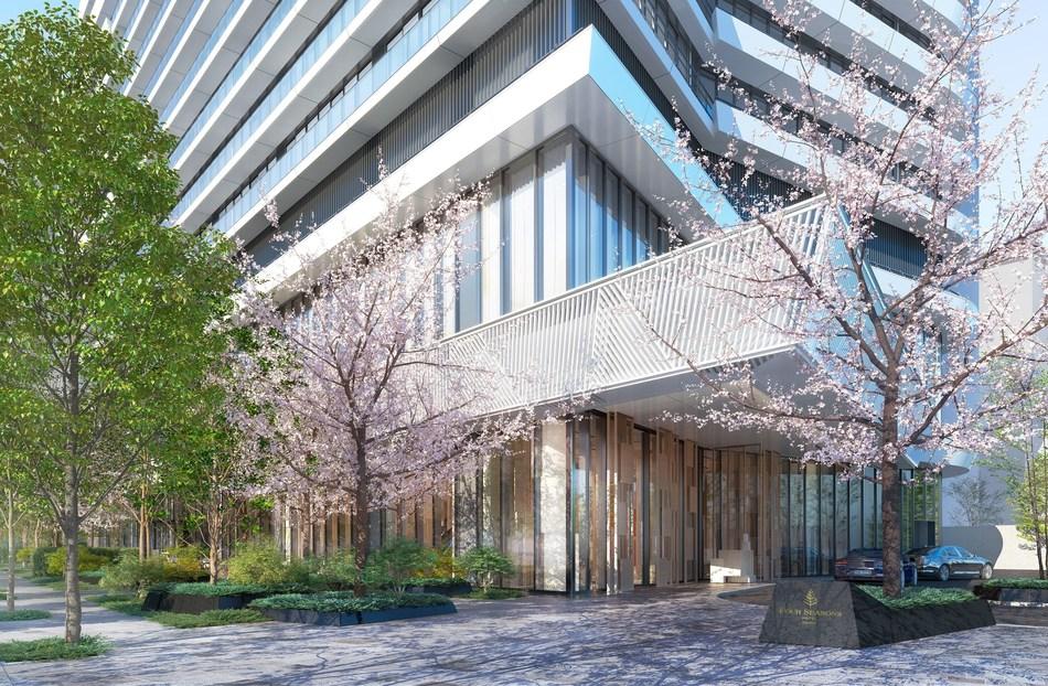 Four Seasons Hotels and Resorts Osaka Japan