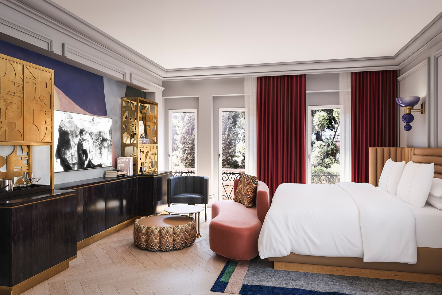 W ROME opens September 2021 - suite