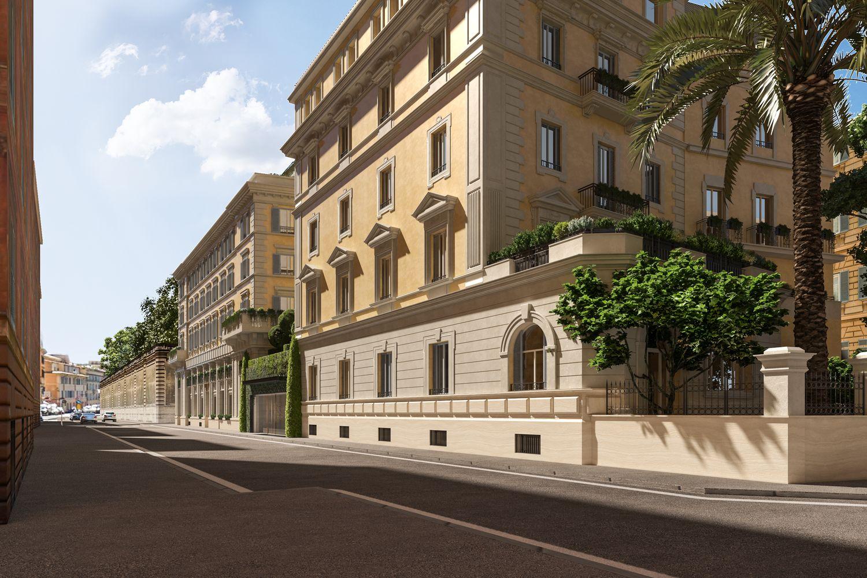 W Rome opens September 2021