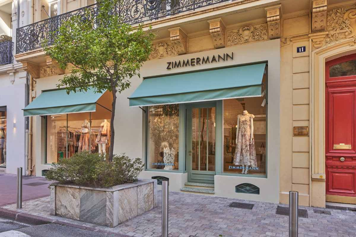 Zimmermann opens new boutique in Cannes