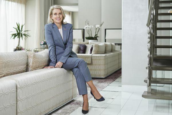 Geraldine Dobey, GM Mandarin Oriental, Paris & Area Vice President Operations
