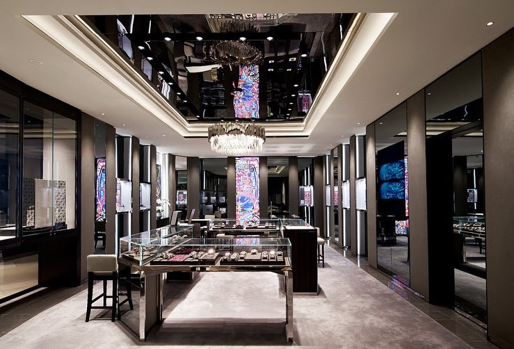 HUBLOT new store at ION Orchard in Singapore