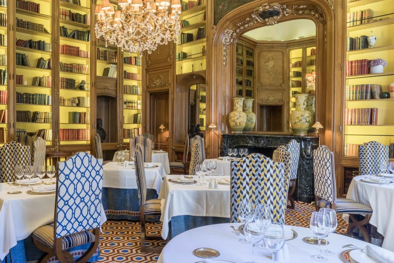 Hotel Santo Mauro Madrid (AC) La Biblioteca Restaurant