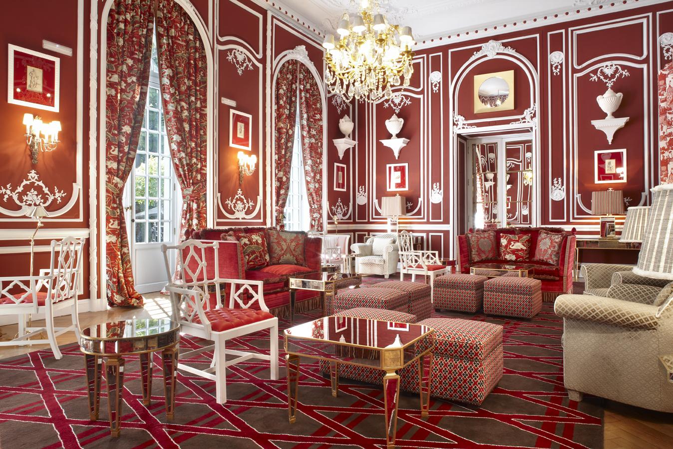 Hotel Santo Mauro Madrid (AC) - Red Room