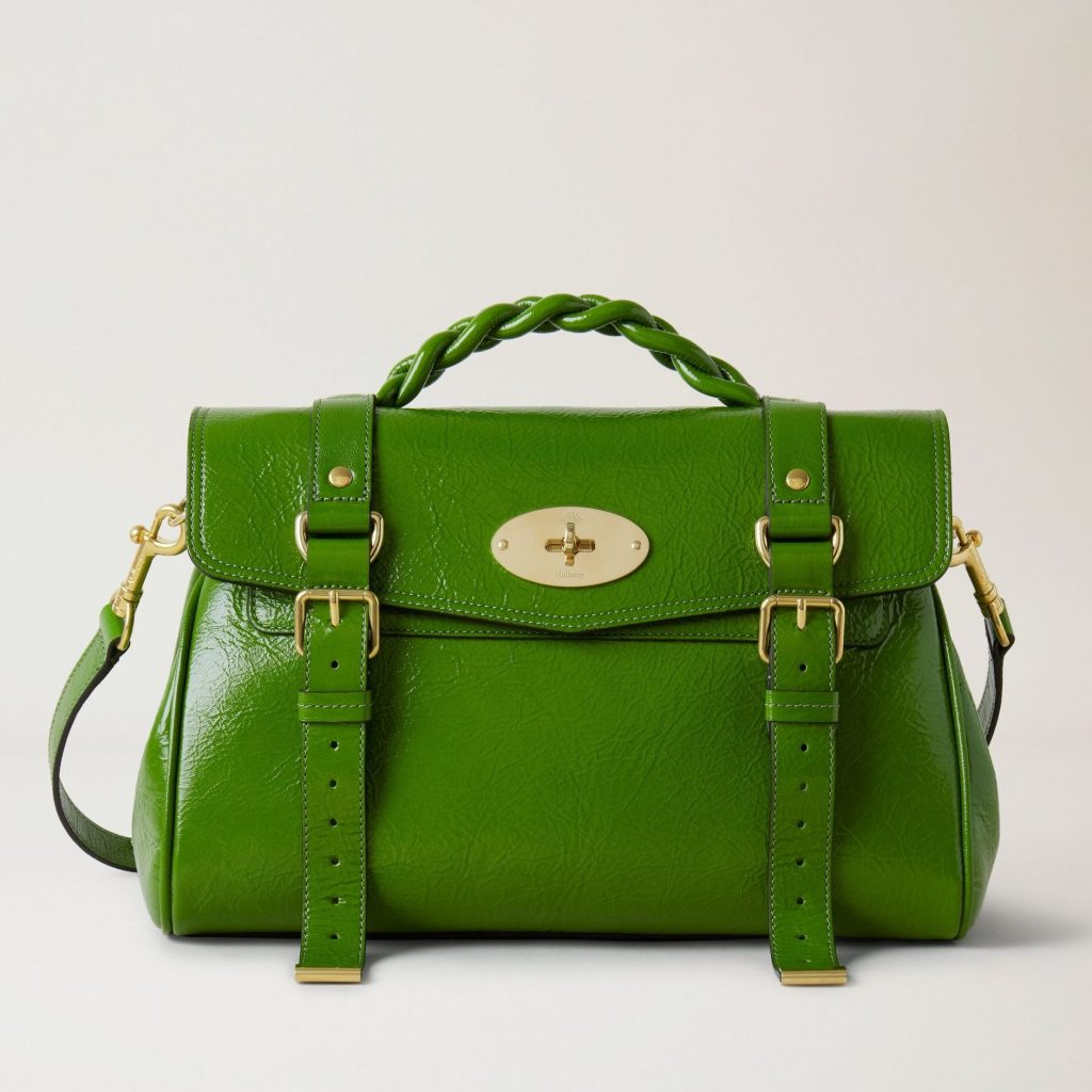 Mulberry w. Alexa Chung, Icons Editions