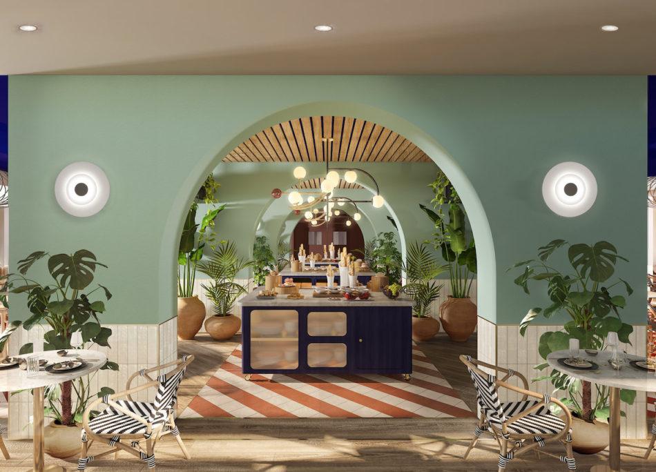 Villa Pamphili Hotel in Rome reopens following renovations