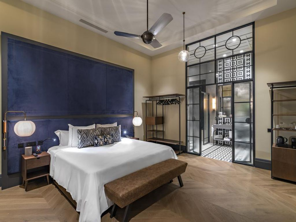 CoolRooms Atocha, Madrid (luxury boutique hotel)