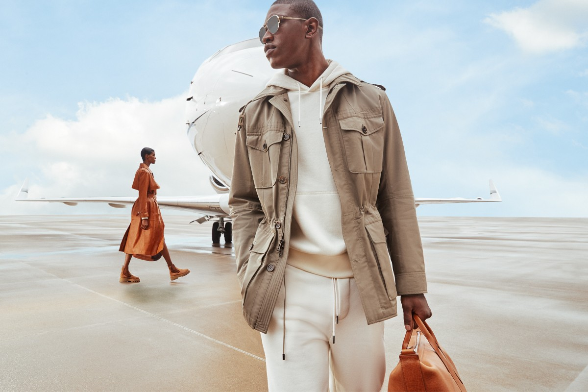 Neiman Marcus new come-back ad campaign 'Re-Introduce Yourself'