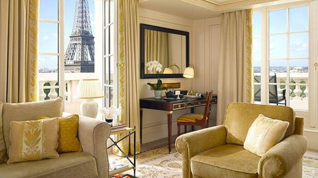 Shangri-La Paris, Eiffel Suite