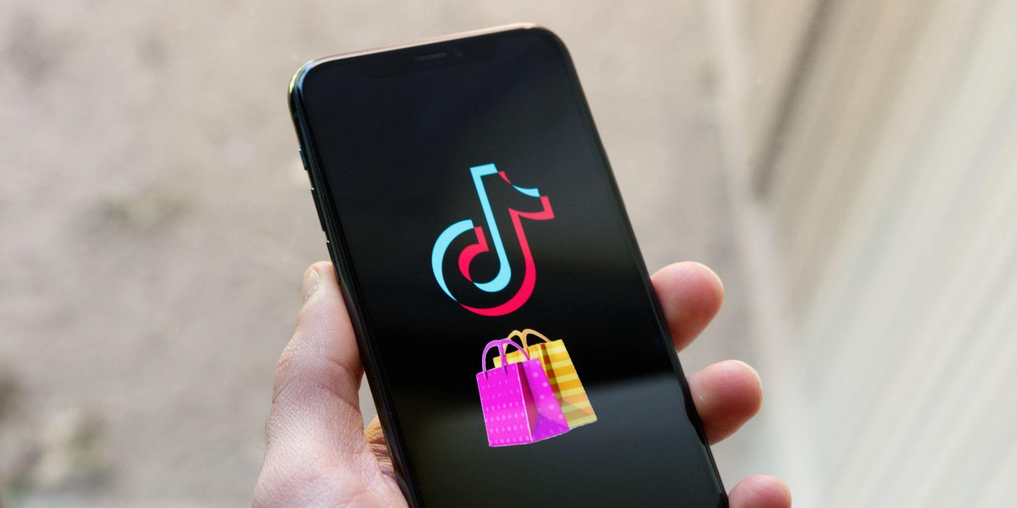 TikTok is testing a shopping app