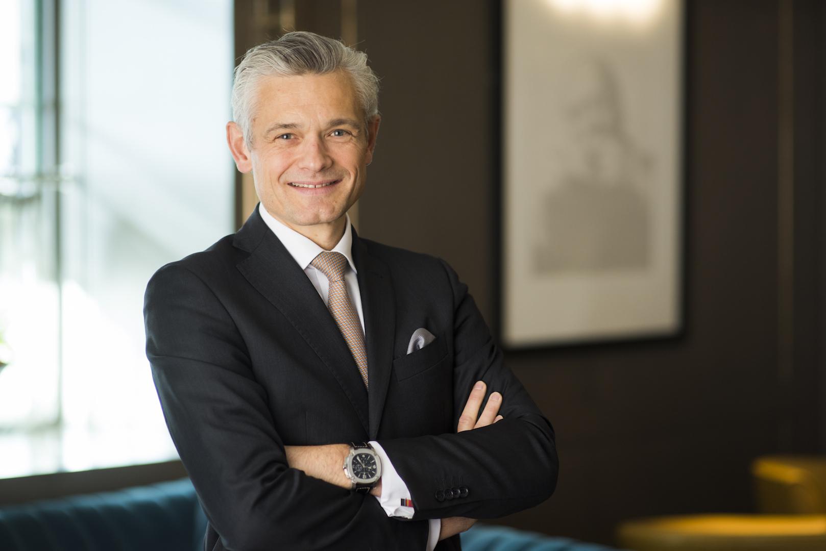 Arnaud de Saint-Exupery, Area Vice President U.K. & Ireland at Hyatt
