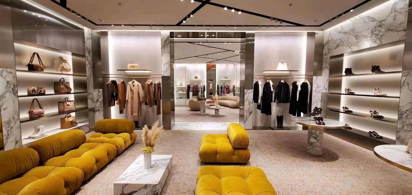FENDI new store in Wuhanm (China) at Heartland 66 Mall
