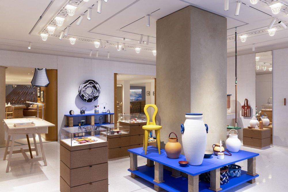 Hermès opens new 'Petit H' dedicated store in Paris