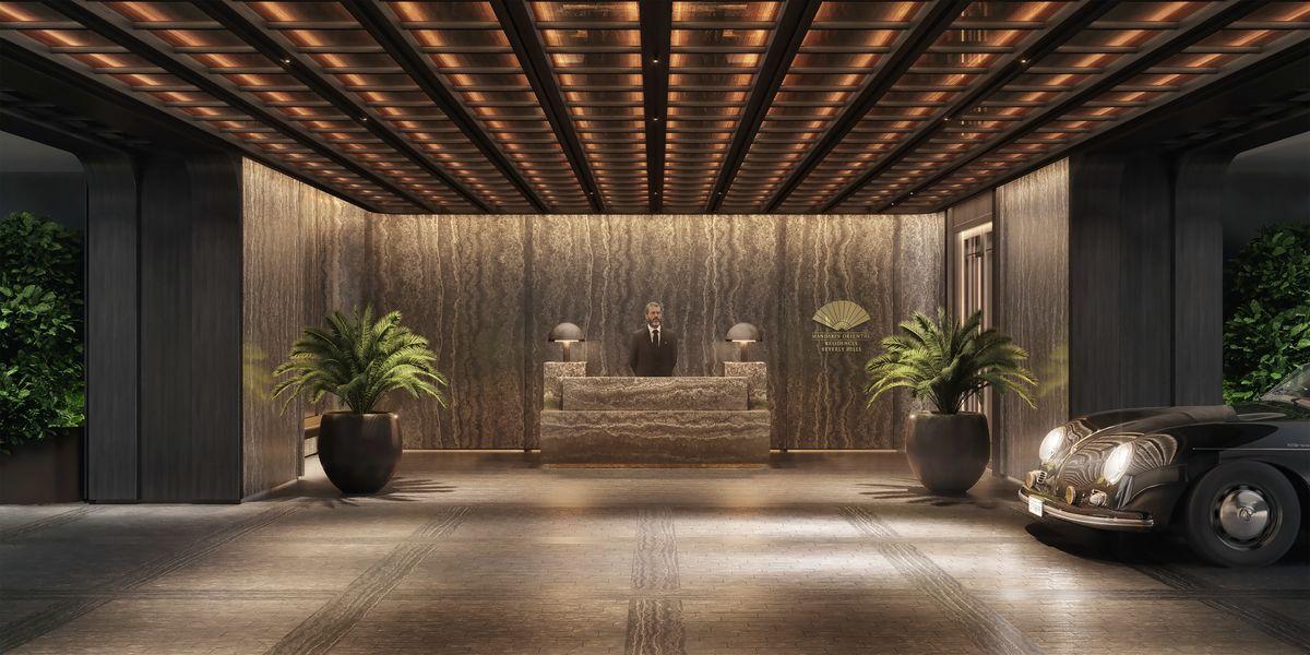 Mandarin Oriental Residences, Beverly Hills