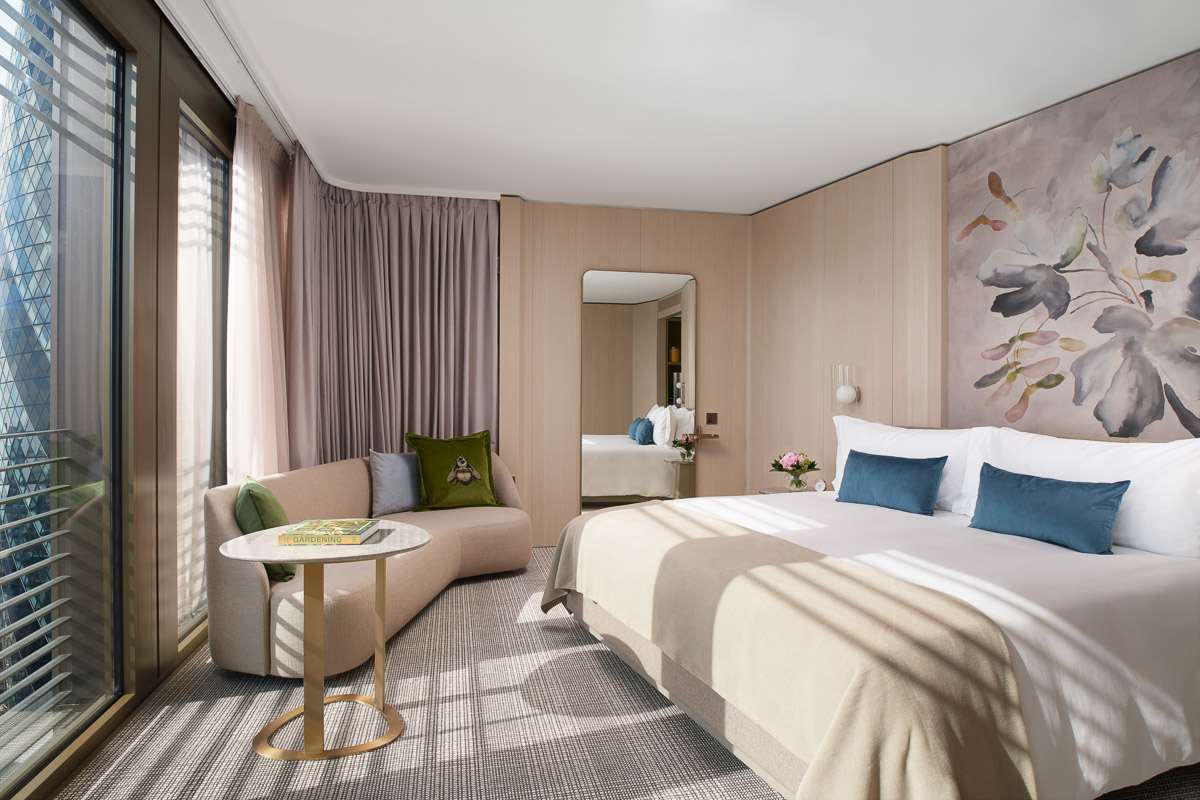 Pan Pacific London - opened September 2021