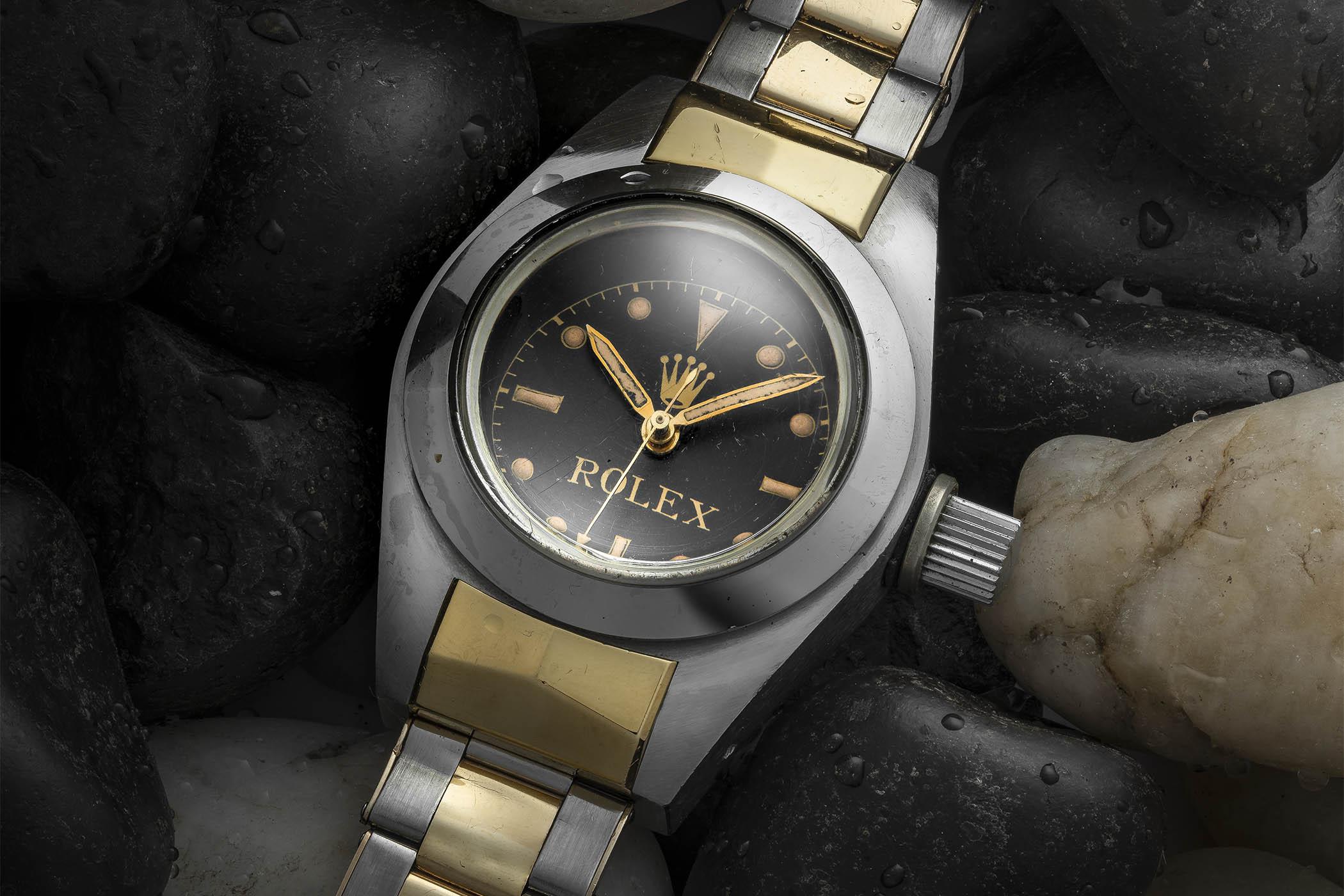 Rolex Experimental Deep Sea Special N°1 - Christie's