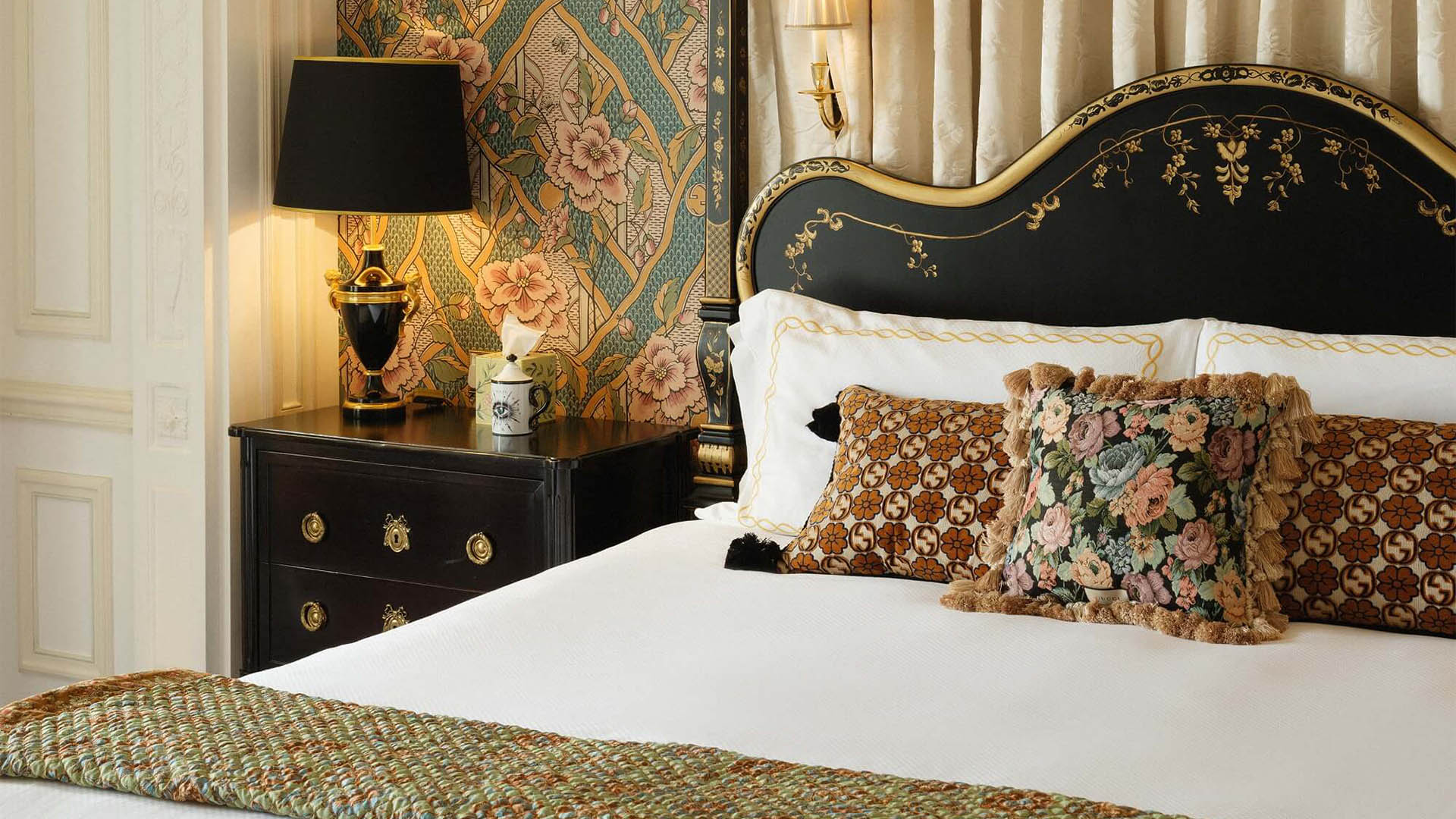 The Savoy London - The Royal Suite by Gucci