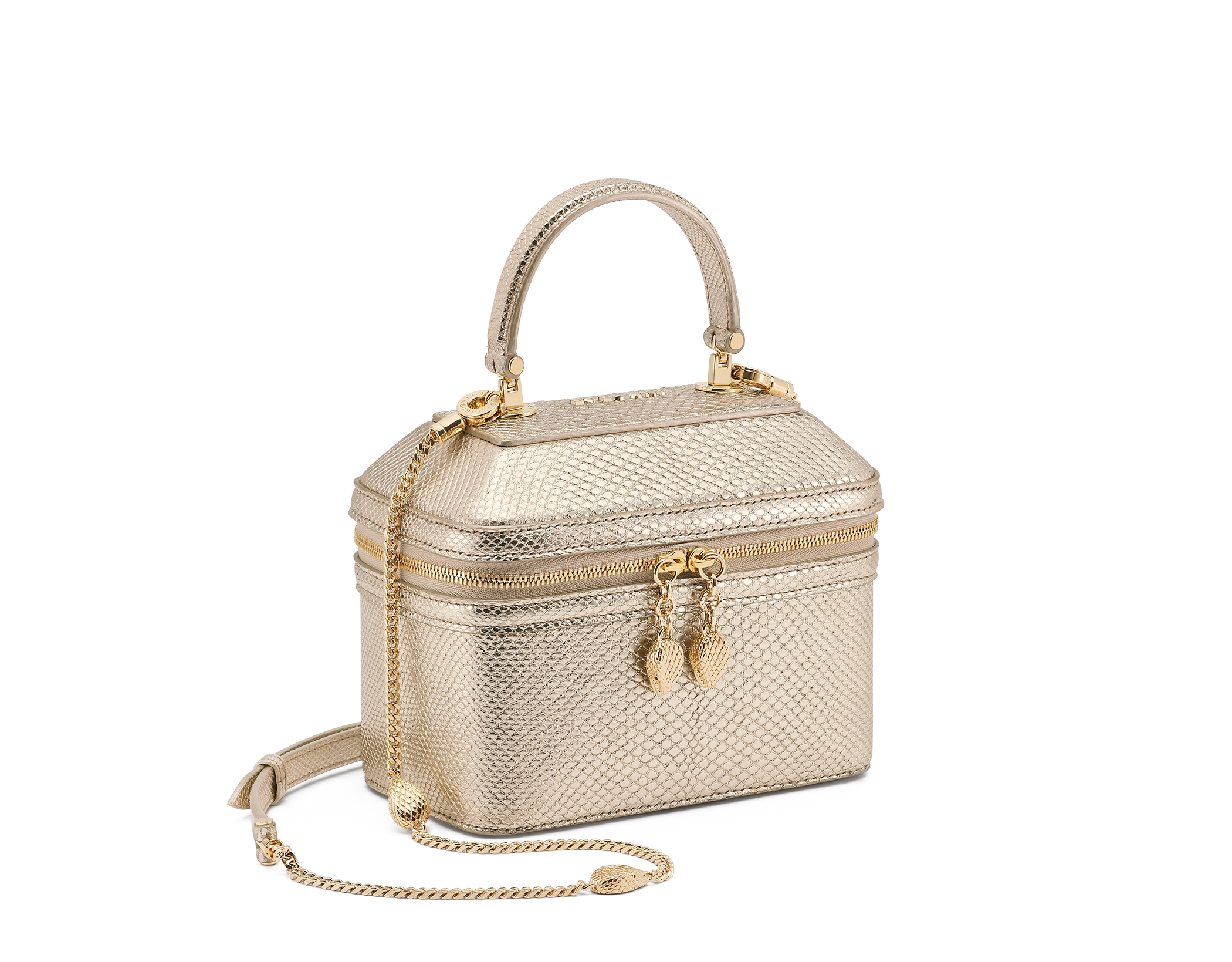 Bvlgari Serpenti Jewellery box bag SS22