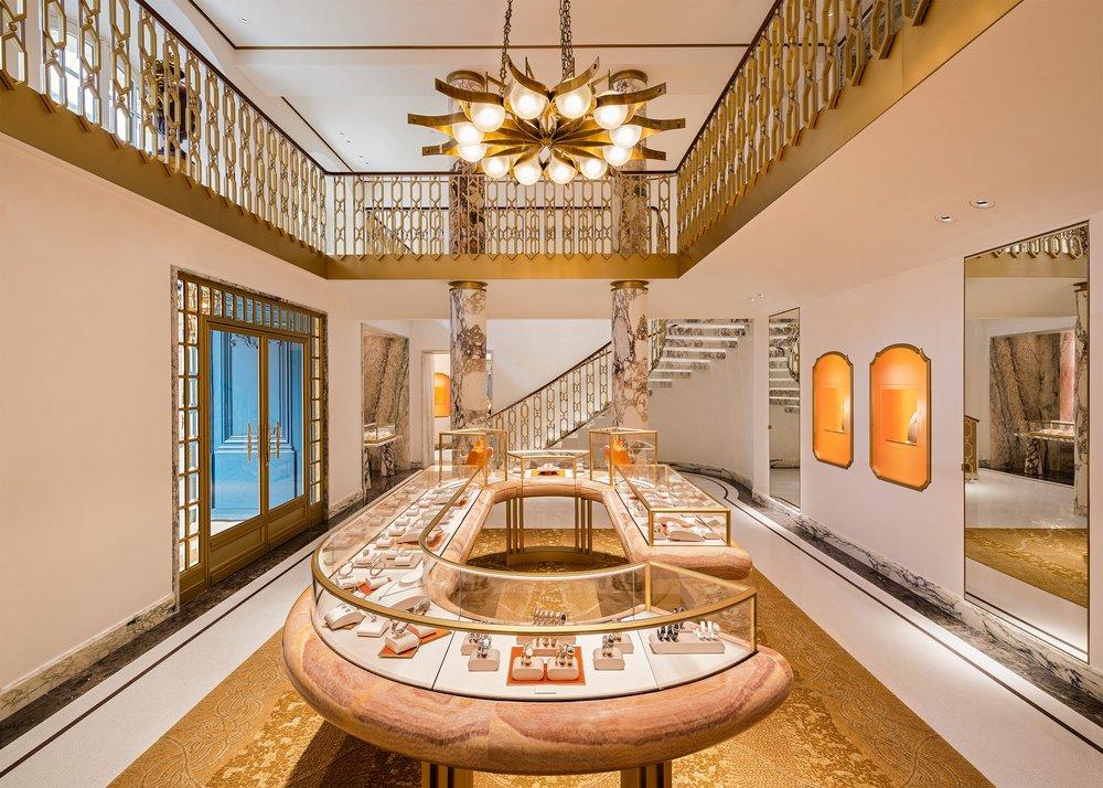 Bvlgari new flagship store Paris at Place Vendome