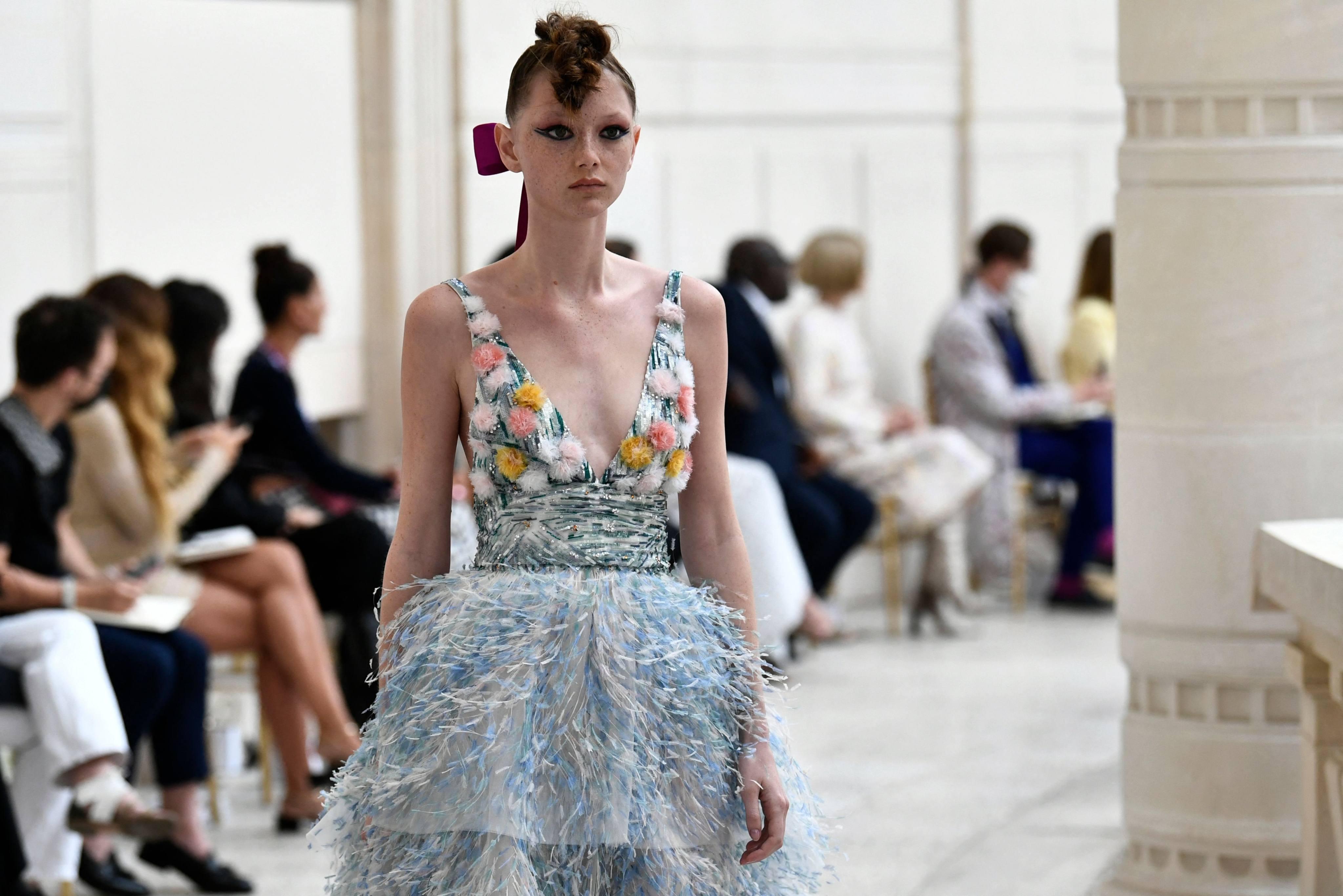 CHANEL Haute Couture Fall Winter 2021 by Virginie Viard