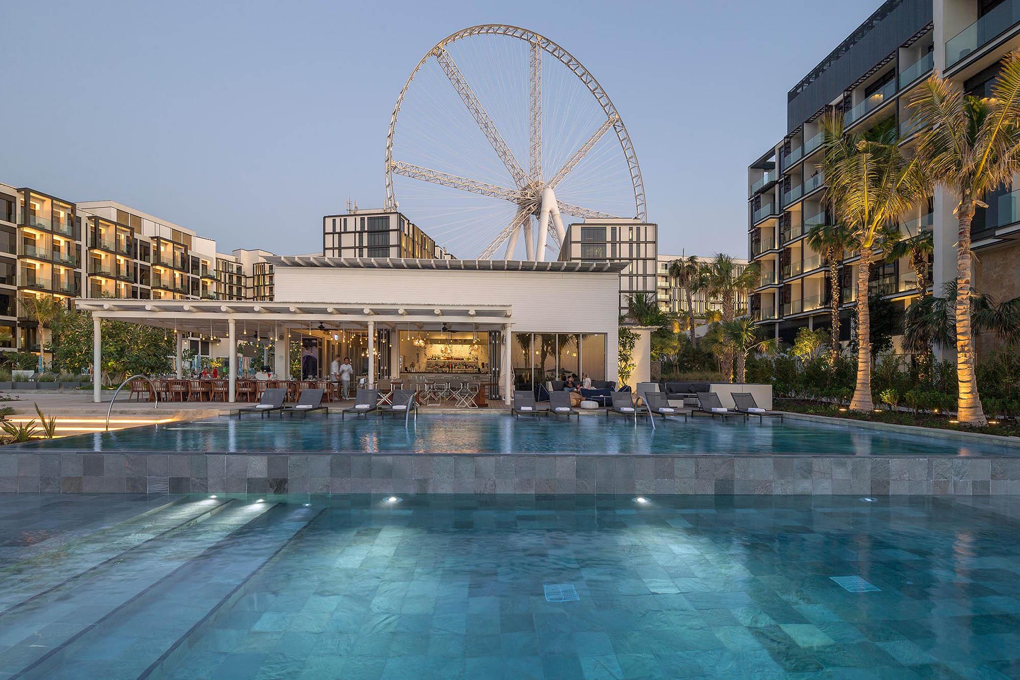 COVE Beach Restaurants & Pool Bars - Caesars Palace Dubai