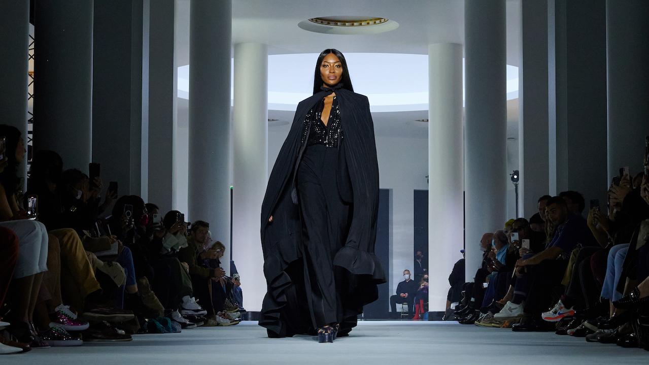 LANVIN Spring Summer 2022 Paris Fashion Week