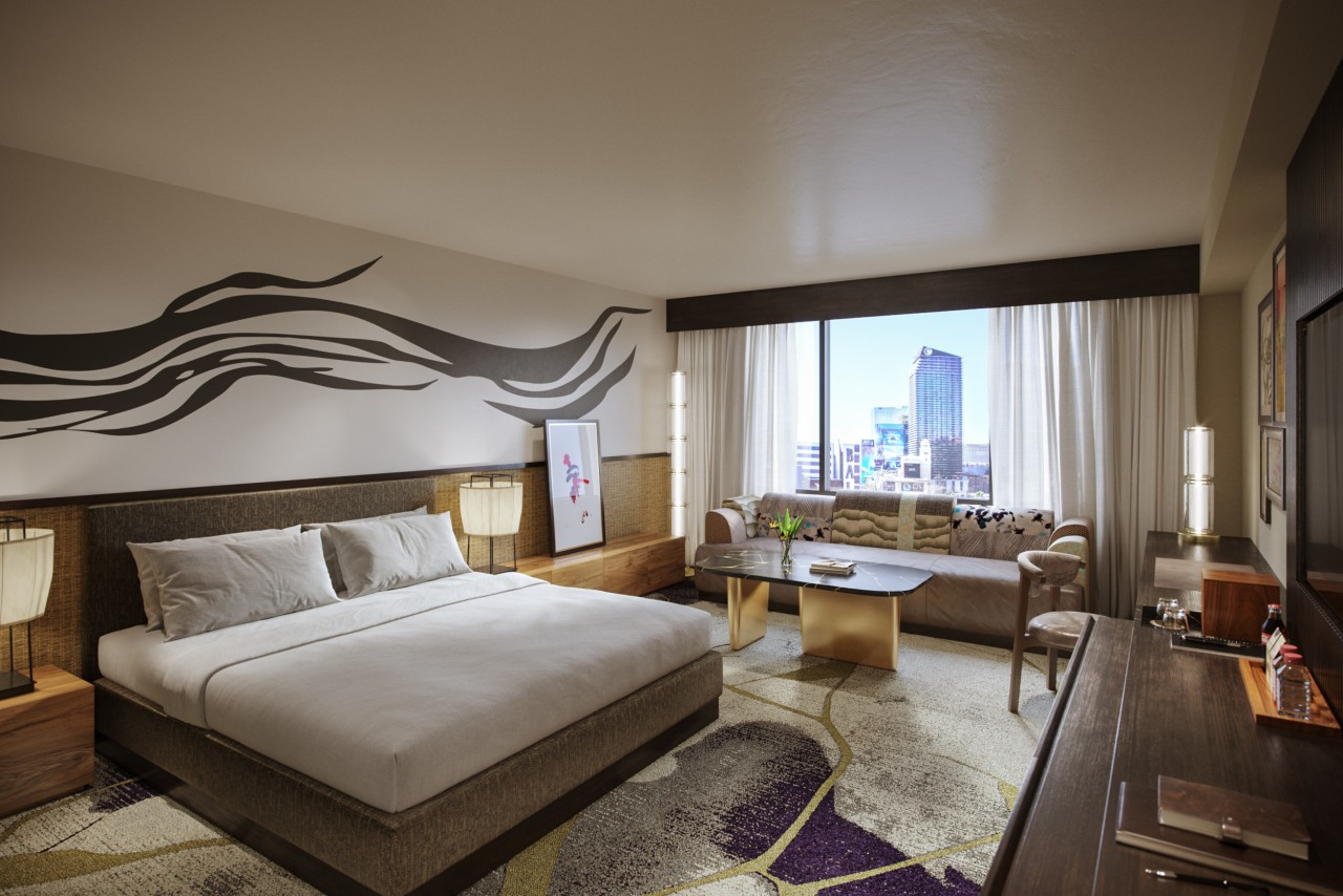 Nobu Hotel Caesars Palace in Las Vegas to undergo renovations