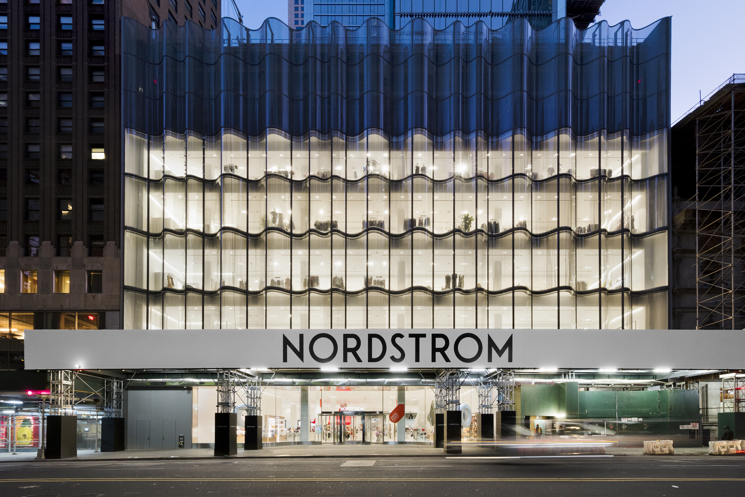 Nordstrom New York city
