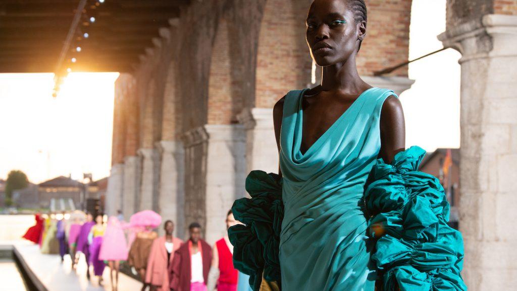 Valentino Haute Couture, Fall Winter 2022, Venice
